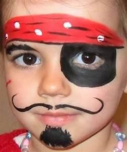 Maquillage Simple Enfant : 18 id es de maquillages rigolos pour enfants ~ Melissatoandfro.com Idées de Décoration