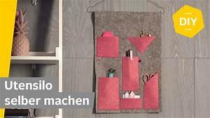 Trennstege Für Schubladen Selber Machen : diy utensilo selber n hen ordnung f r die wand roombeez powered by otto youtube ~ Orissabook.com Haus und Dekorationen