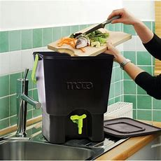 Kitchen Composter + 500ml Bokashi  Bokashi Bucket