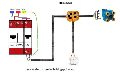 sch 233 ma 233 lectrique de la vmc 2 vitesses schema electrique