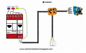Disjoncteur Pour Vmc : sch ma lectrique de la vmc 2 vitesses schema electrique ~ Premium-room.com Idées de Décoration