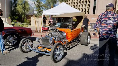 Family And Community Fun At The Henderson Car Show In Las