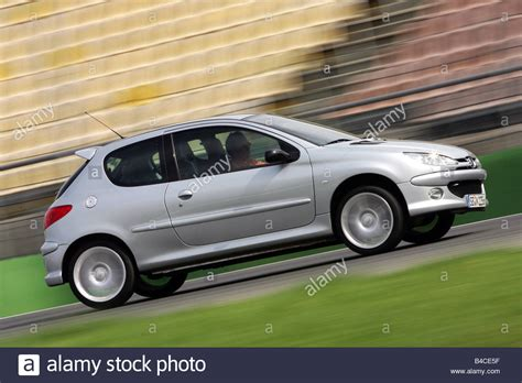 peugeot models by year car peugeot 206 rc model year 2005 silver small