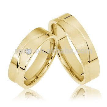gold plated wedding rings new wedding ring for engagement buy gold