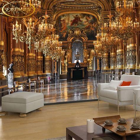 custom  photo wallpaper european luxury palace wallpaper