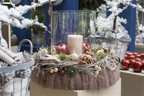 Weihnachtstrends 2014 Floristik by 346 Best Adventskr 228 Nze Natur Images On