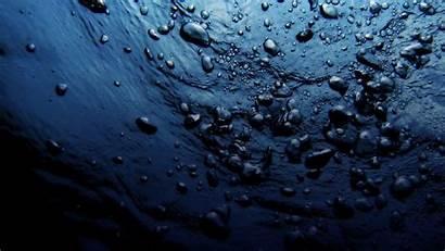 4k Water Dark Background Ultra Wallpapers Droplets