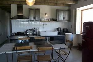 Deco Style Industriel : deco cuisine style industriel ~ Melissatoandfro.com Idées de Décoration