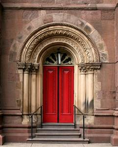3 ways christ can be outside your church With church entry doors