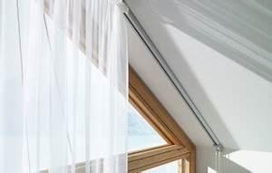 Vorhang Für Dachschräge : gardinenschiene f r schr ge pauwnieuws ~ Markanthonyermac.com Haus und Dekorationen