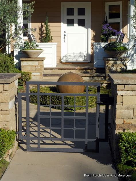 gate for front porch beautiful porches of newport