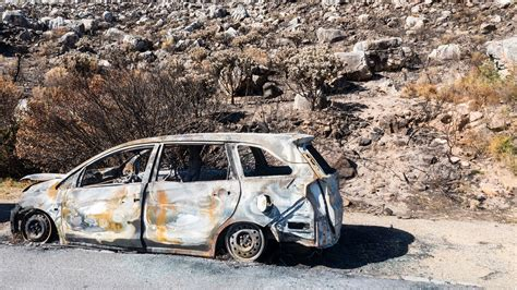 flaming cars  photography  sale