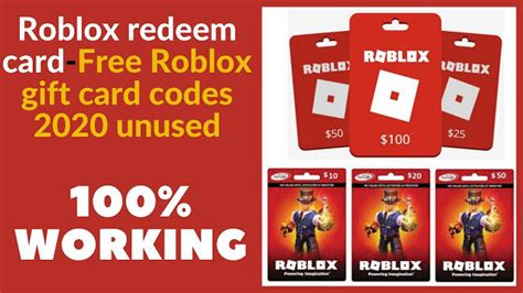 Roblox gift card code generator. Roblox redeem card-Free Roblox gift card codes 2020 unused ...