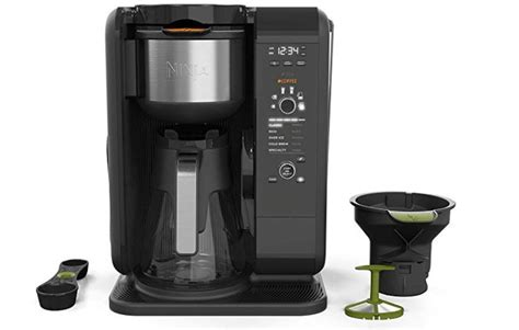We've reviewed dozens of coffee makers over the years, so i've become a bit of a materials critic. Ninja Hot and Cold Brewed System, Auto-iQ Tea and Coffee Maker with Glass Carafe $99.99 Shipped ...