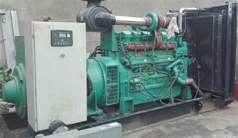 1000 Kva Cummins Used Diesel Generator For Sale In Lahore