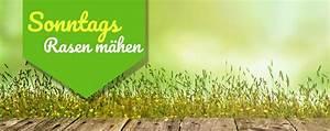 Rasen Vertikutieren Ja Oder Nein : darf man sonntags rasen m hen eine antwort ~ Buech-reservation.com Haus und Dekorationen