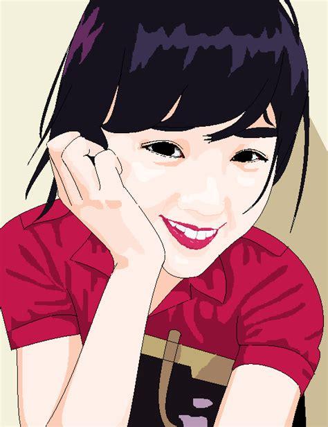 anime  reality smiley red  phuong anh  enggar