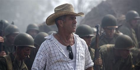 How War-Movie Veteran Mel Gibson Approached Directing ...