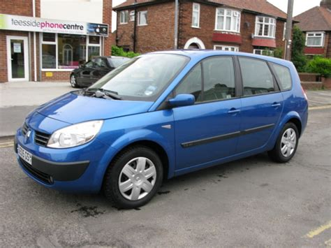 2005 Renault Grand Scenic Pictures Information And