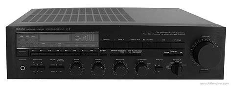 yamaha   natural sound stereo receiver manual hifi engine
