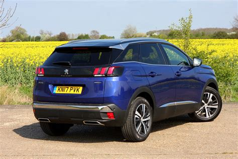 Peugeot Suv by Peugeot 3008 Suv Review Parkers