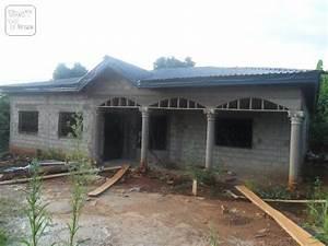 Maison Inacheve Vendre Yaound Au Cameroun
