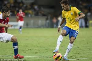 Neymar Barcelona Action Shots