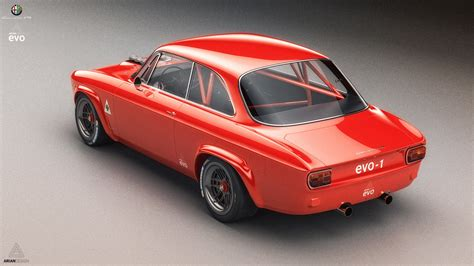 alfa romeo classic gta this classic alfa romeo giulia gta looks so yummy we wish