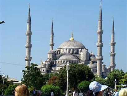 Turkey Mosque Sultan Ahmed Istanbul Days Nights