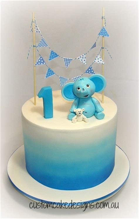 elephant st birthday cake cakecentralcom