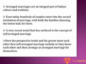 Arranged Marriage Vs Love Marriage Essay English Ii Research Paper  Love Marriage Vs Arranged Marriage Essay In Hindi Presentation Slides  Business Plan