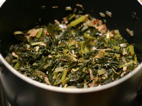how to cook greens cooking turnip greens