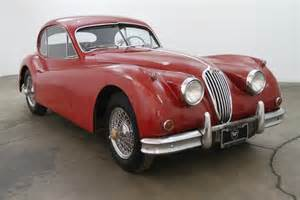 1957 Jaguar Xk140 Fixed Head Coupe