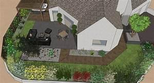 amenager un jardin pour une maison neuve With amenagement jardin maison neuve