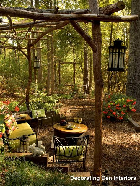 garden living space inspiration tips for decorating outdoor rooms devine