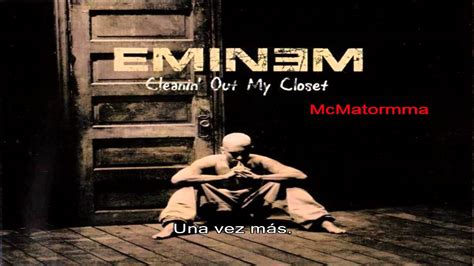 Eminem Cleanin Out My Closet Free Mp3 by Eminem Cleanin Out My Closet Con Letra