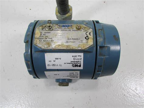 rosemount mv fnamcb temperature transmitter