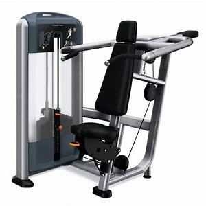 Mens Precor Shoulder Press Discovery Series