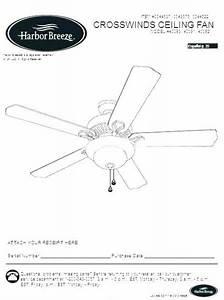 Hampton Bay Ceiling Fan Installation Manual