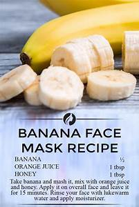 healthy homemade face mask