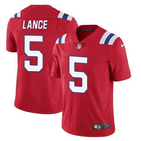 May 20, 2021 · 49ers mailbag: New England Patriots Trey Lance Jersey Men Red Limited ...