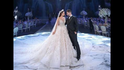 luxurious lebanese wedding    breath