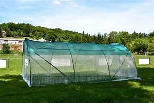 Kit Serre De Jardin : kit filet d 39 ombrage 45 vert pour serre de jardin www ~ Premium-room.com Idées de Décoration
