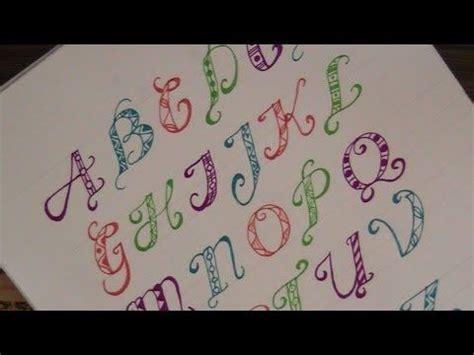 cursive fancy letters   write fancy letters