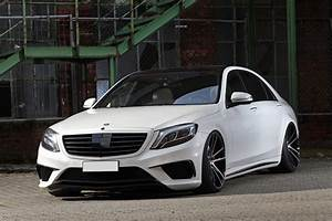 Mercedes S63 Amg : mercedes amg s63 slammed stanced and boosted carscoops ~ Melissatoandfro.com Idées de Décoration