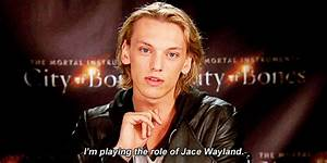 The Mortal Instruments Interview GIF - Find & Share on GIPHY
