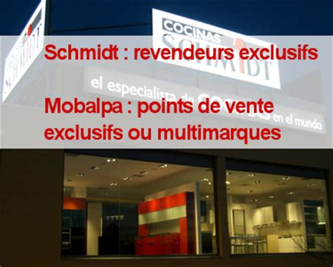 cuisine mobalpa ou schmidt cuisines schmidt contre mobalpa international