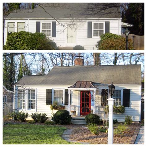 Best Curb Appeal Before And Afters 2013  Painted Doors