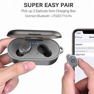 Mua Tozo T10 Bluetooth Waterproof Wireless In