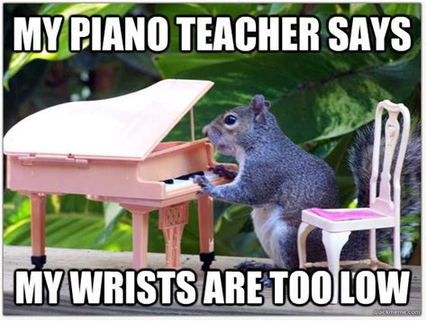 Piano Memes - the collaborative piano blog meme of the day